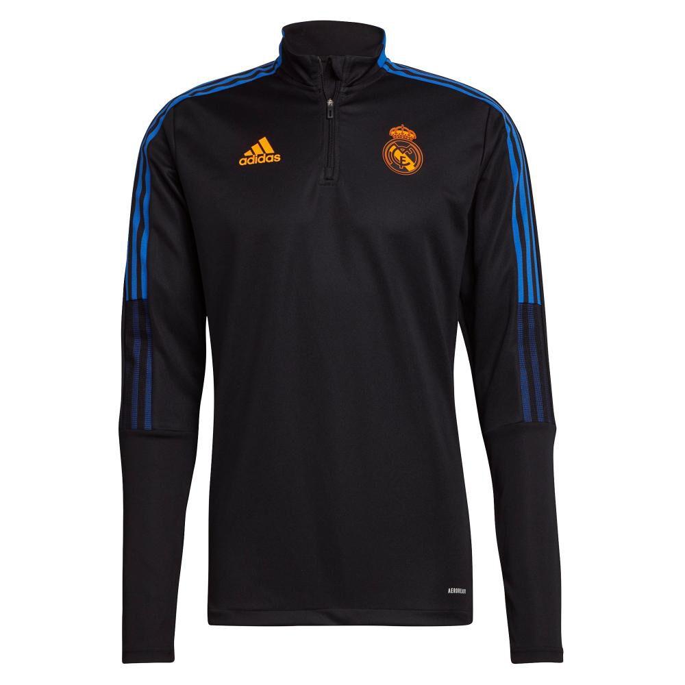 Polera Hombre Adidas Real Madrid Tiro image number 6.0