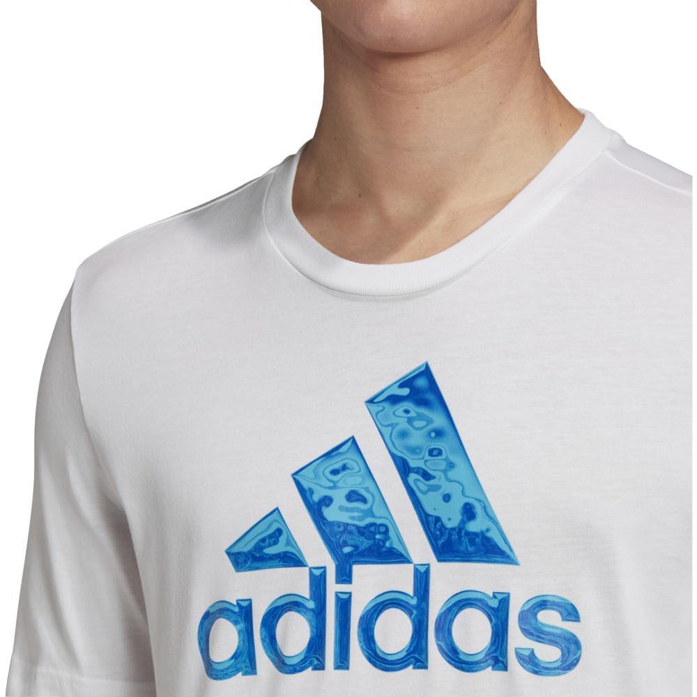 Polera Hombre Adidas Logo Hyperreal image number 4.0