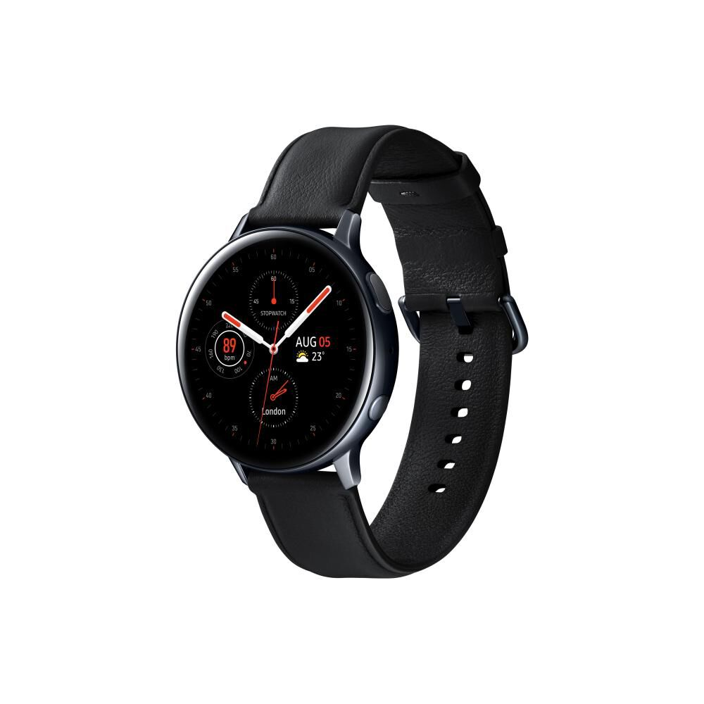 Galaxy Watch Active2 44 (Stainless Steel) Black image number 2.0
