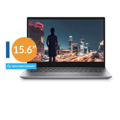"""Notebook Dell 14-5406 Reacondicionado / Gris / Intel Core I3 / 8 Gb Ram / Intel Uhd / 512 Gb Ssd / 15.6 """" Touch / Teclado en Inglés"""