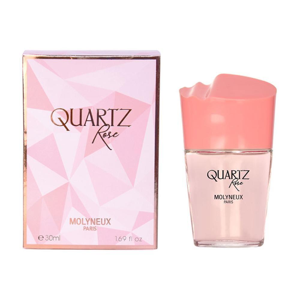Perfume Quartz Roseedt Molyneaux / 30ml / Edt image number 0.0