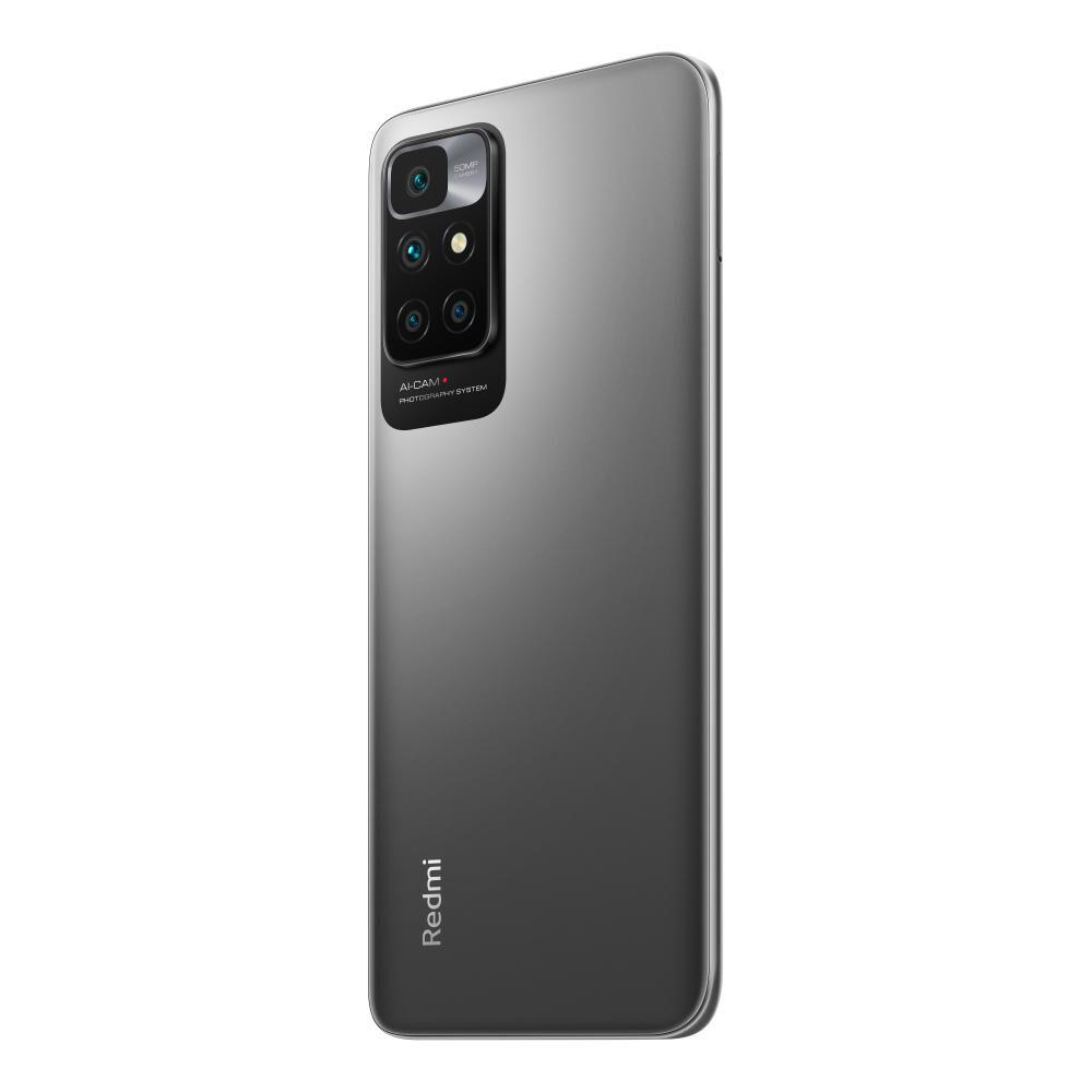 Smartphone Xiaomi Redmi 10 Grey / 128 Gb / Liberado image number 5.0