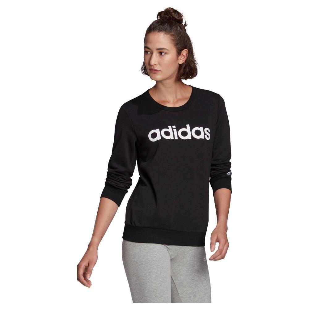 Polerón Deportivo Mujer Adidas Essentials image number 0.0