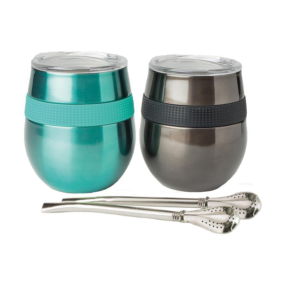 Set Mug Doite Cucao, Mint + Black image number 0.0