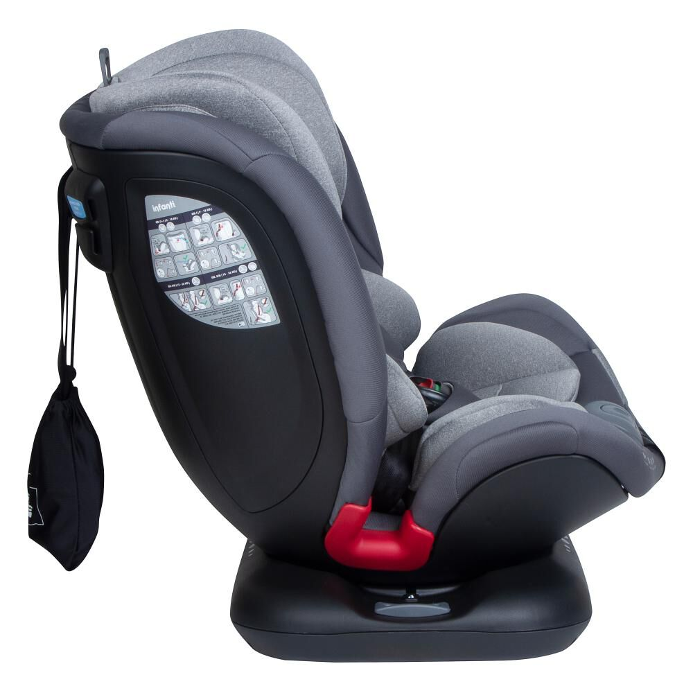 Silla De Auto  Infanti All Stages Isofix M image number 5.0