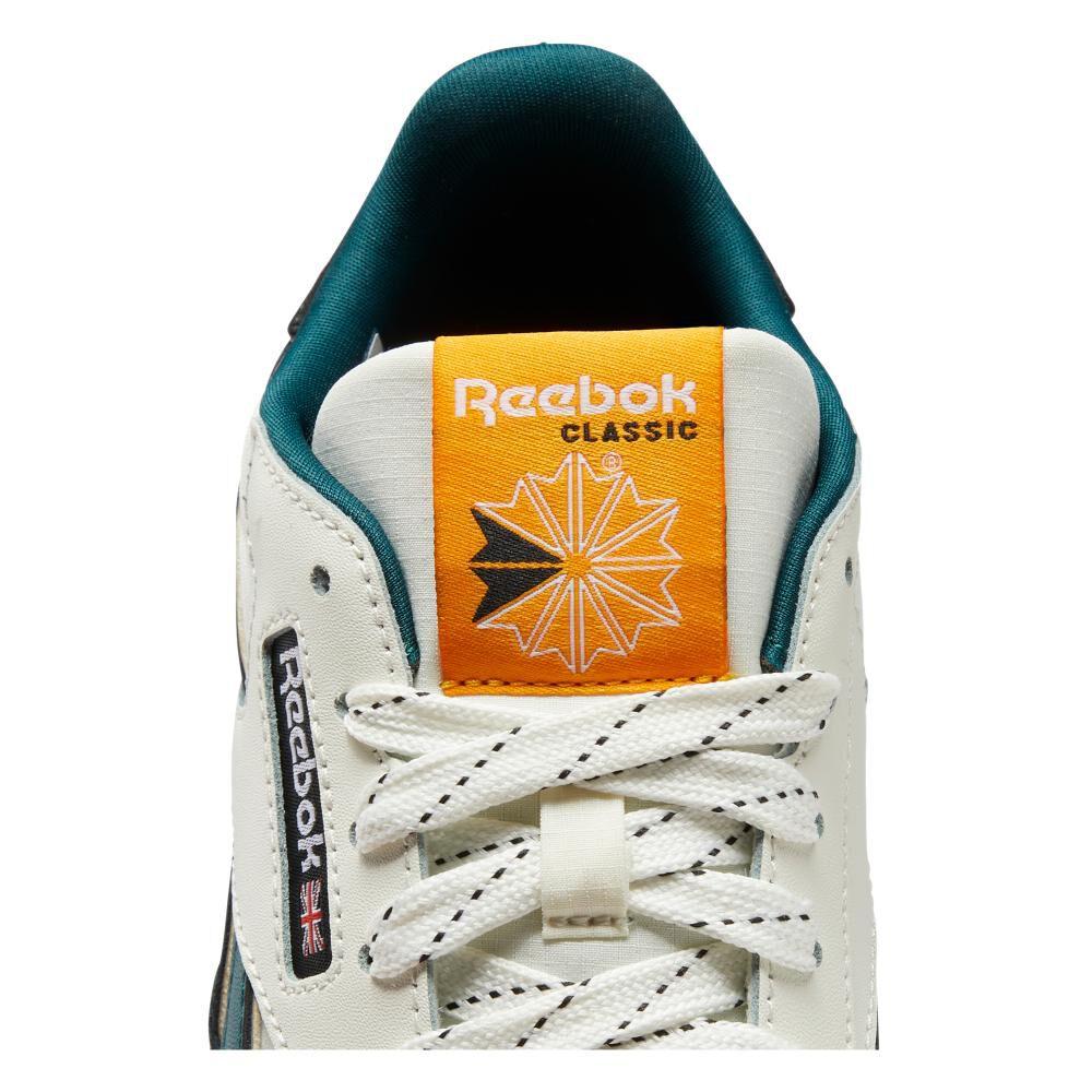 Zapatilla Juvenil Hombre Reebok Classic Leather image number 5.0
