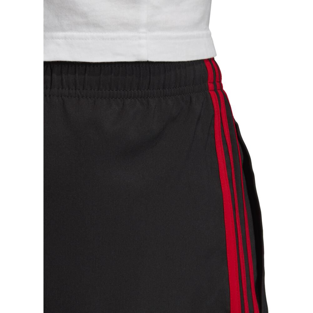 Short Deportivo Hombre Adidas Essentials 3 Stripes 7in Chelsea image number 6.0