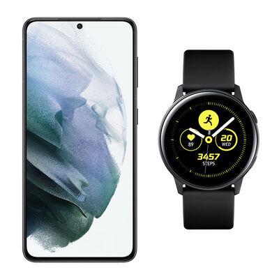 Smartphone Samsung S21 + Galaxy Active Black