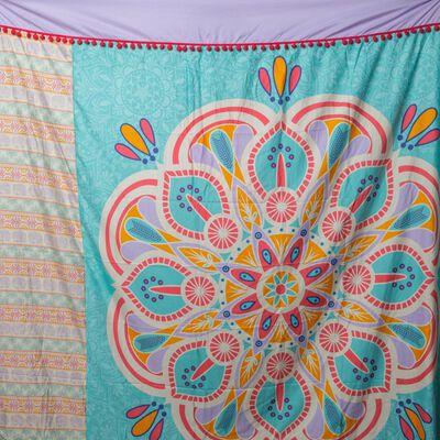 Cortina De Baño Belle Noite Mandala