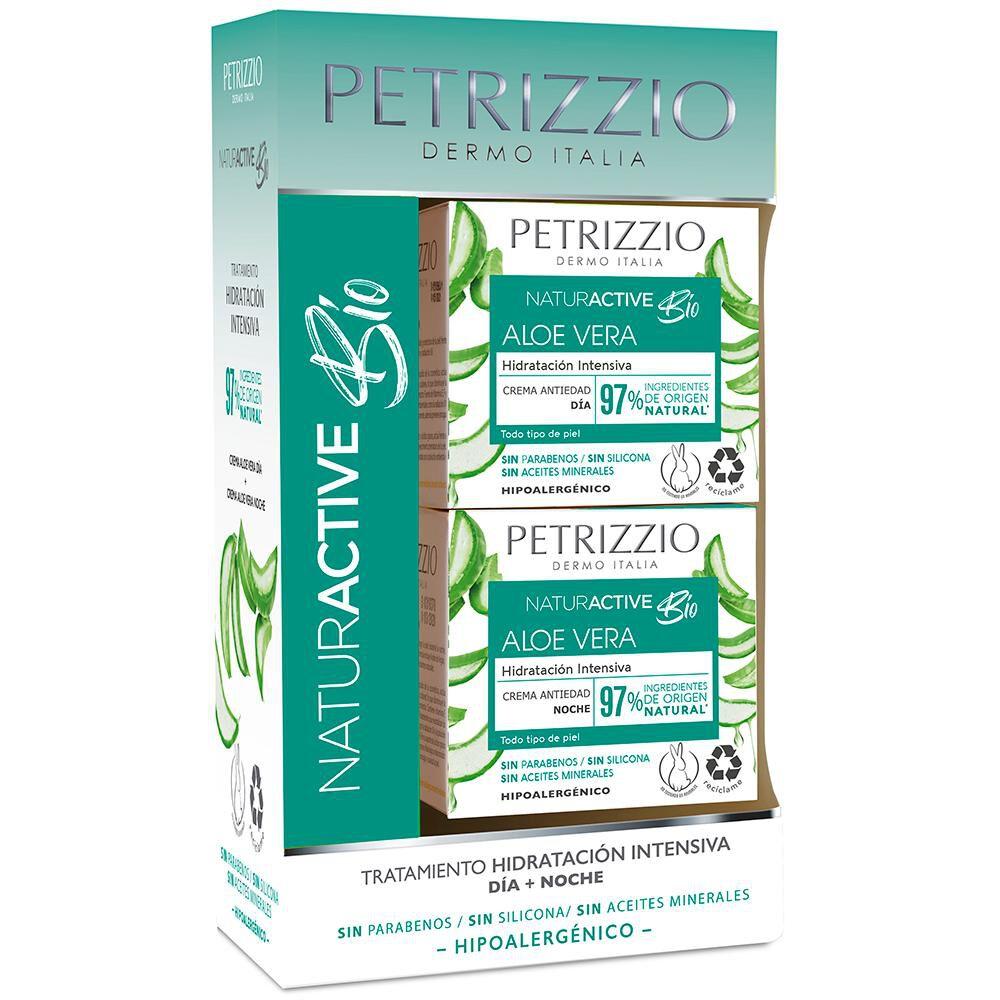 Set De Tratamiento Petrizzio Aloe Vera Dia + Noche image number 0.0