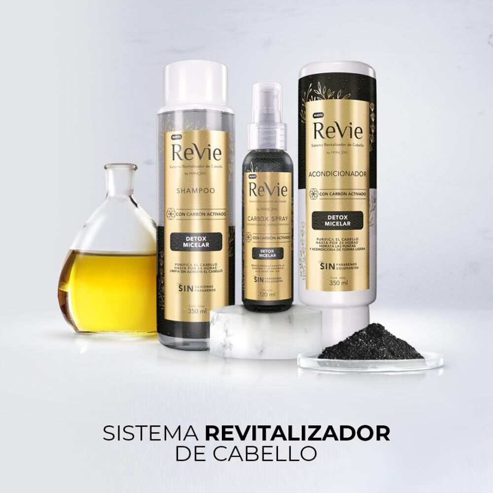 Spray Capilar Revie / 120ml image number 1.0