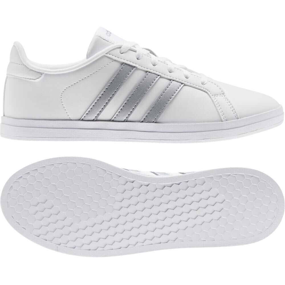 Zapatilla Urbana Mujer Adidas Courtpoint image number 4.0