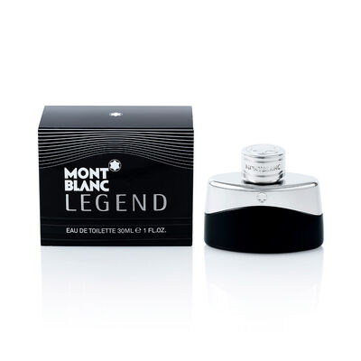 Perfume Montblanc Legend Men Edición Limitada 30 Ml / Edt