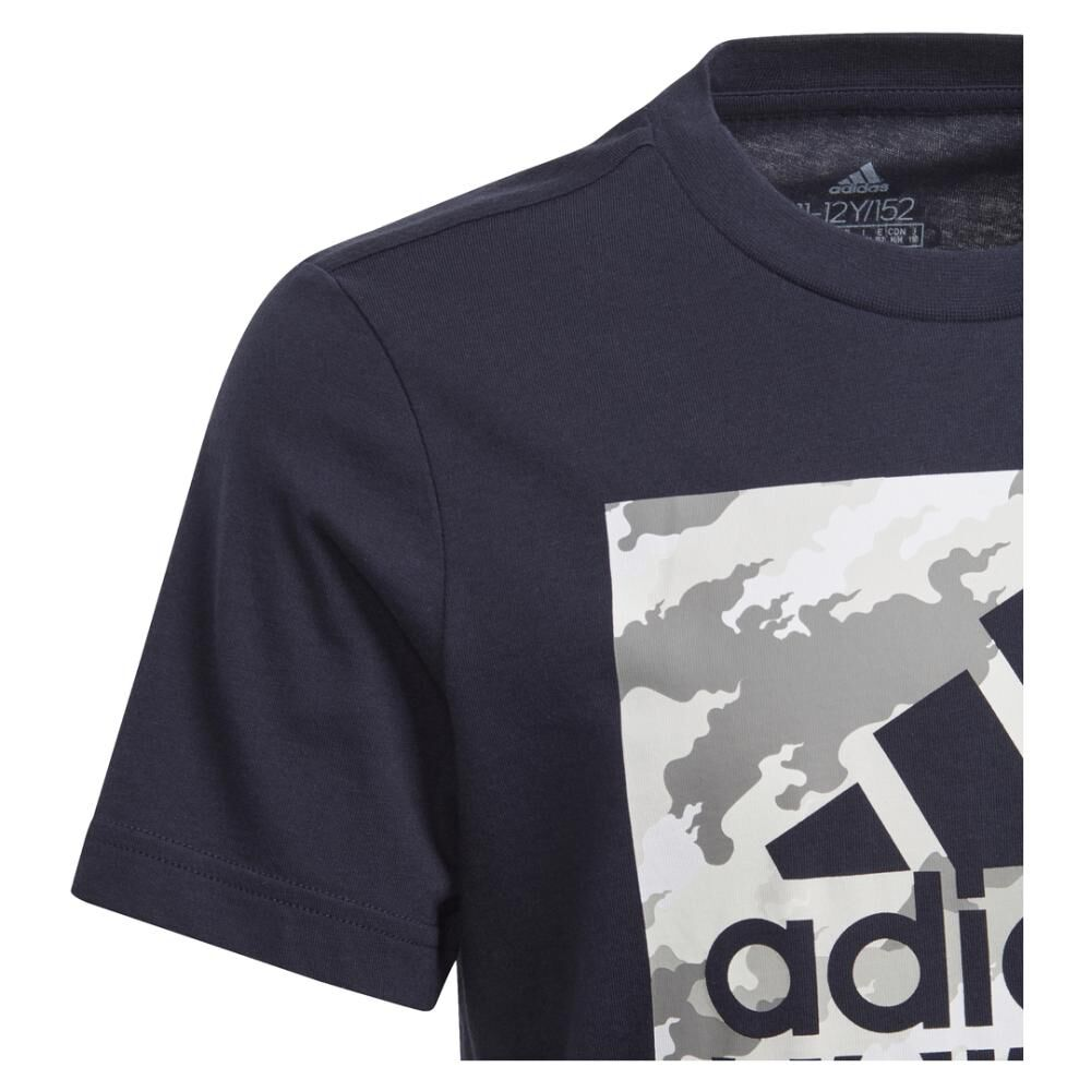 Polera Hombre Adidas Boys Graphic T-shirt image number 6.0
