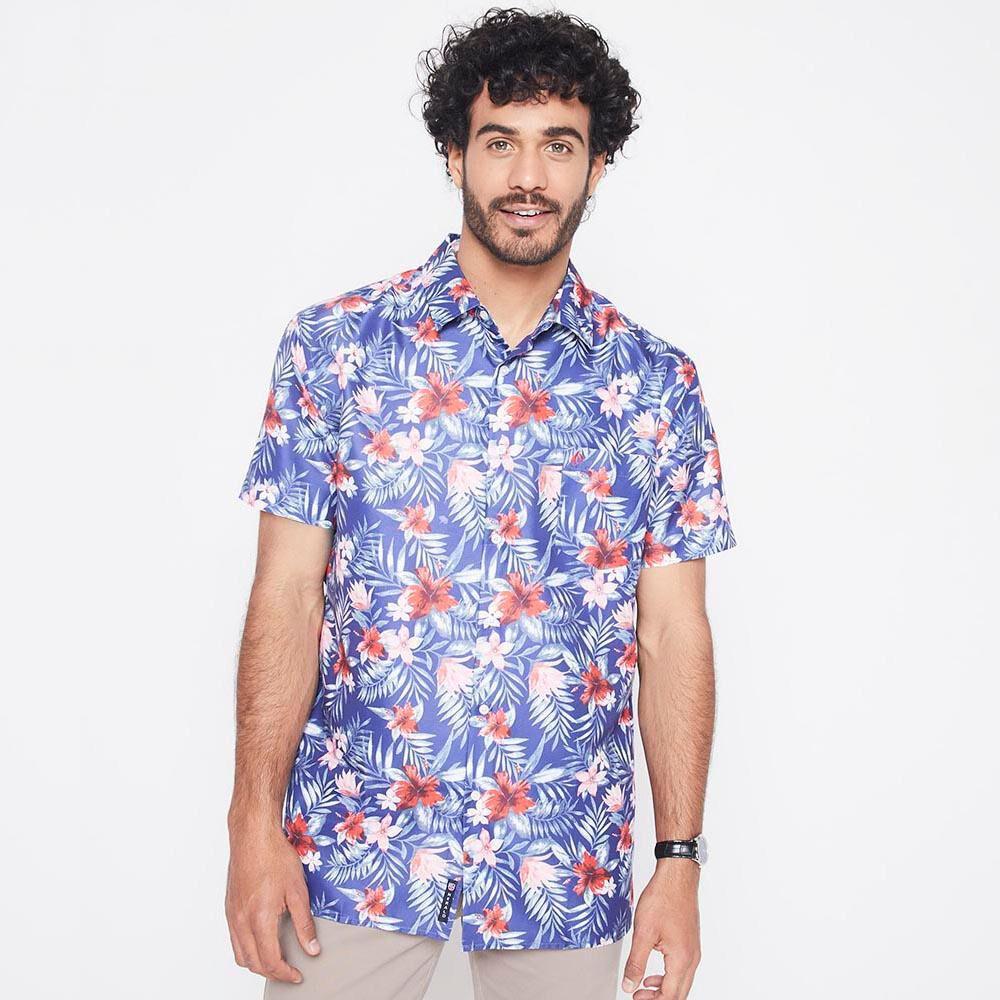 Camisa   Hombre Herald image number 4.0
