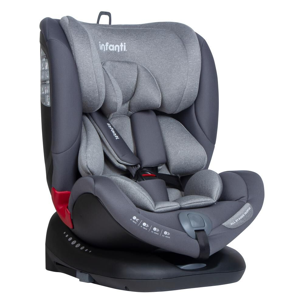 Silla De Auto  Infanti All Stages Isofix M image number 9.0