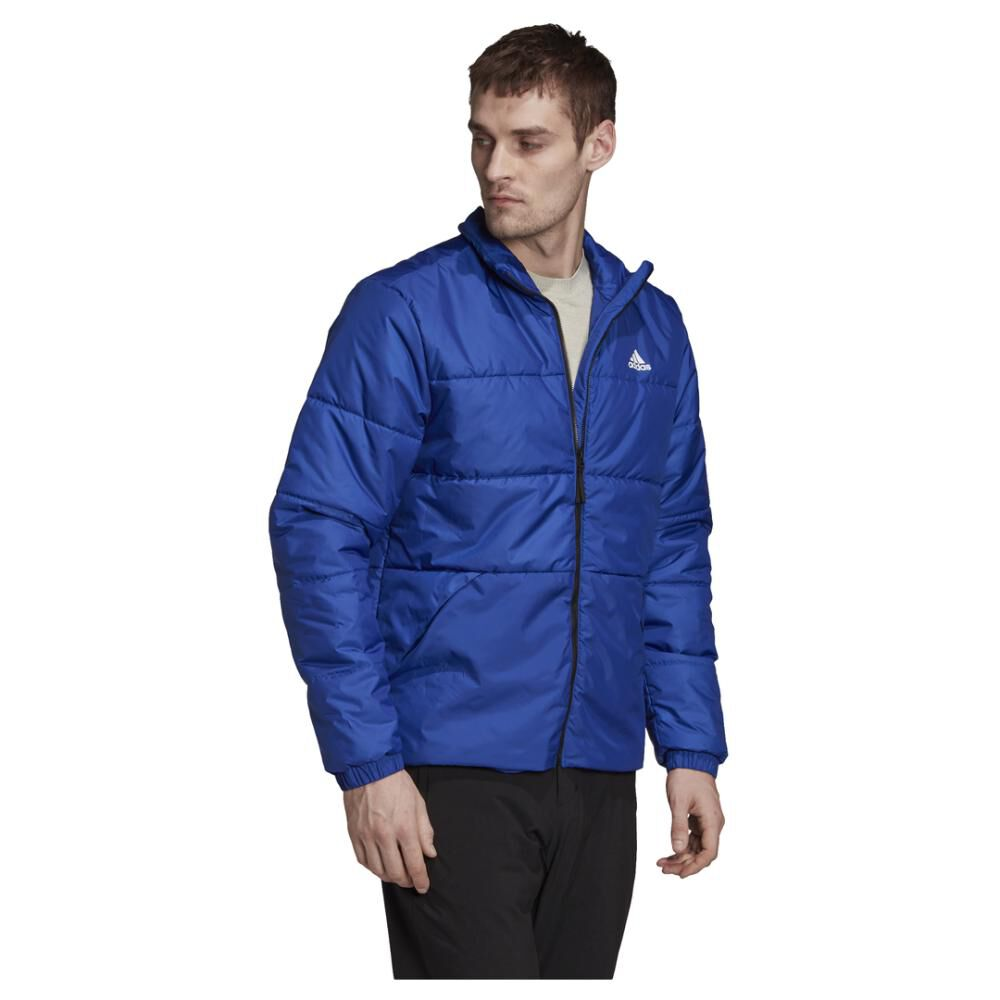 Chaqueta Deportiva Hombre Adidas Insulated Bsc 3 Bandas image number 6.0