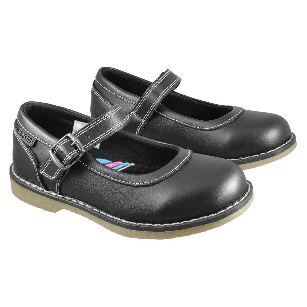 Zapato Mafalda Escolar Niña Fagus image number 0.0