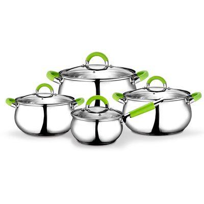 Bateria De Cocina Wens 560-8Gs / 8 Piezas