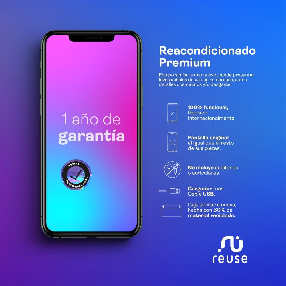 Smartphone Iphone 7 Plata Reacondicionado / 128 Gb / Liberado image number 1.0