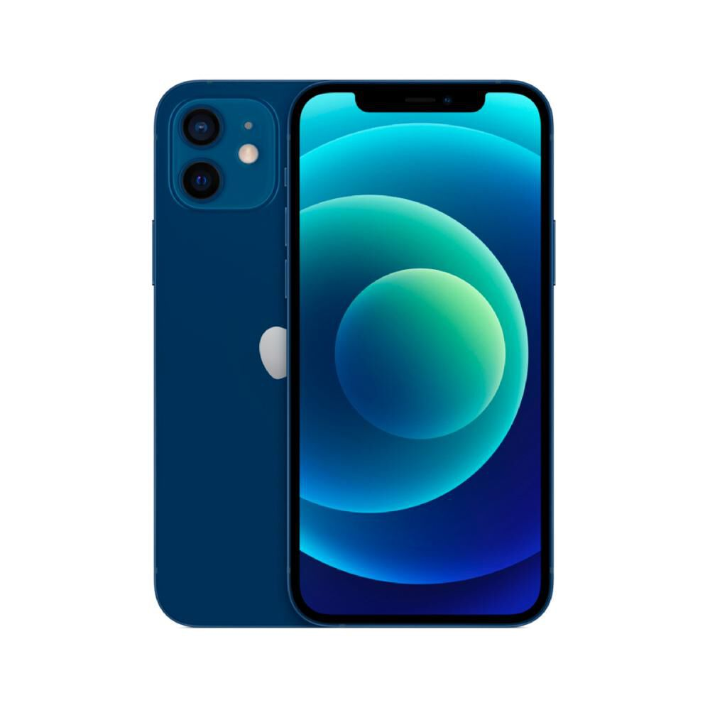 Smartphone Apple Iphone 12 Mini Reacondicionado Azul / 64 Gb / Liberado image number 0.0