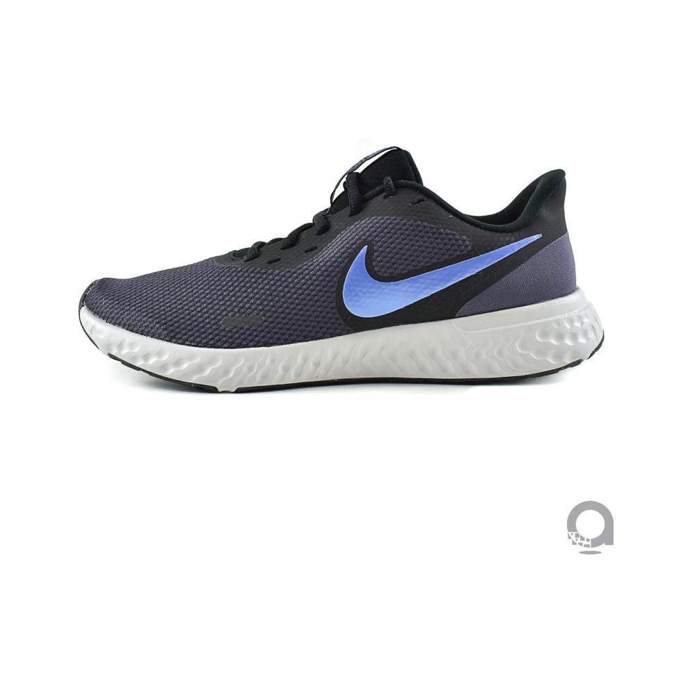Derechos de autor Educación entre  Zapatilla Running Hombre Nike Hombre Running Revolution 5 Negra en Oferta |  Hites.com