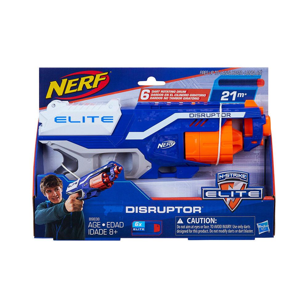 Pistola De Juguete Hasbro Nerf N Strike Elite Disruptor image number 1.0
