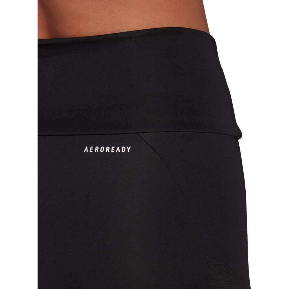 Calza Mujer Adidas Designed To Move Big Logo image number 3.0