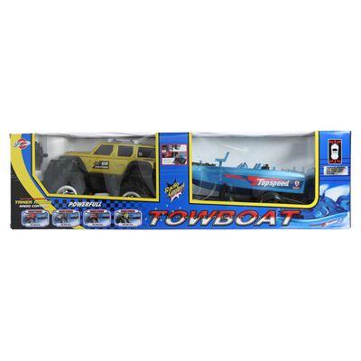 Vehicullo Radiocontrol Towboat