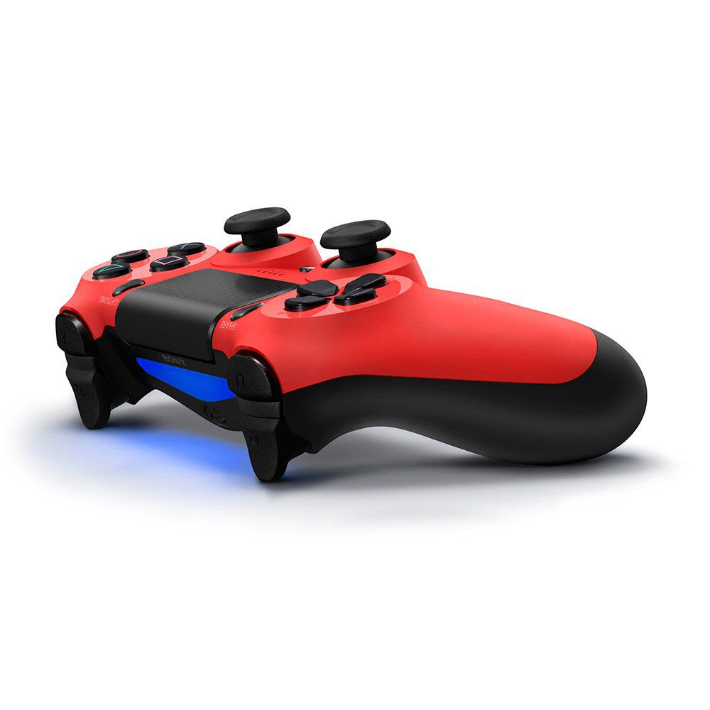 Control Sony Dualshock 4 Ps4 Magma Red image number 1.0
