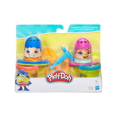 Juego Didáctico Hasbro Play-Doh Create And Fun
