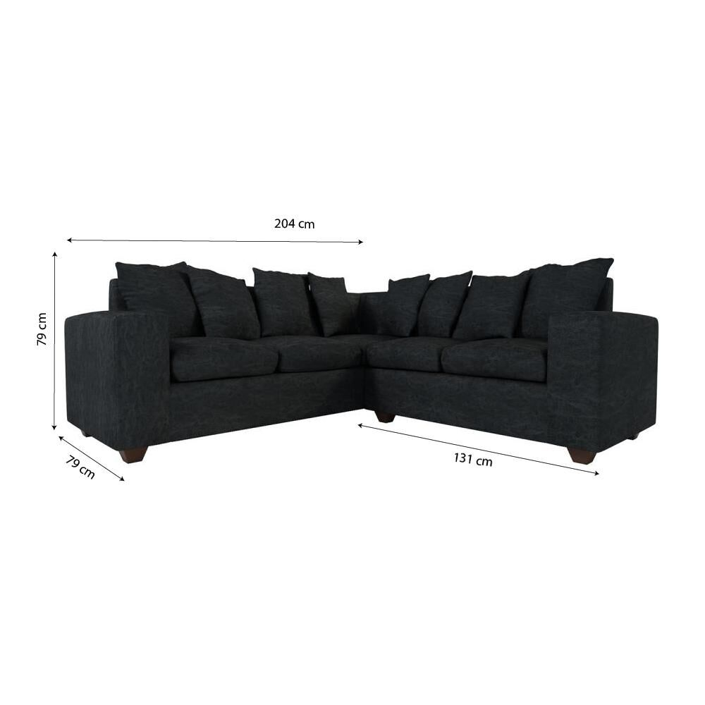 Sofa Seccional Casaideal Grez / 3-2 Cuerpos image number 2.0