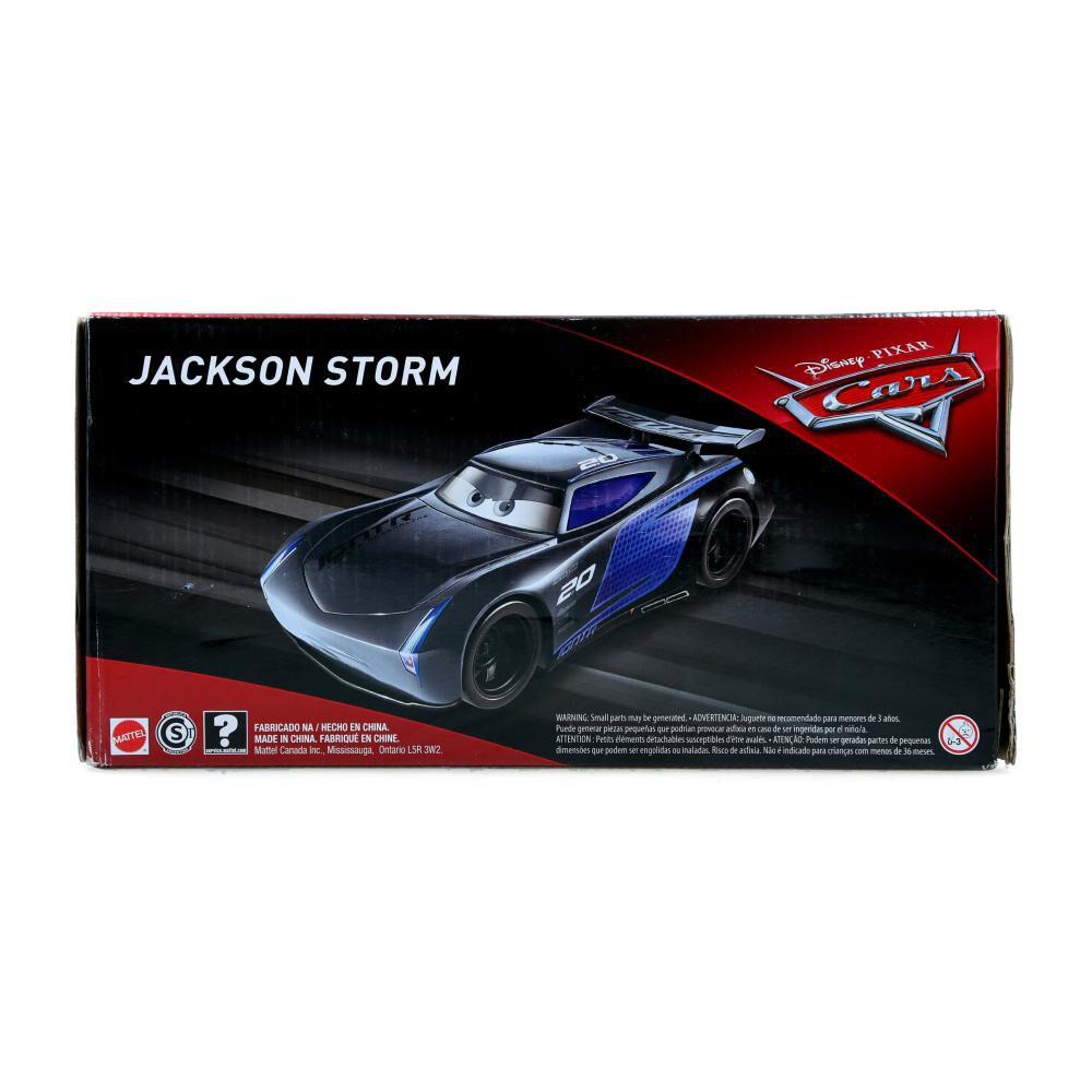 Autos De Juguetes Cars Jackson Storm image number 0.0