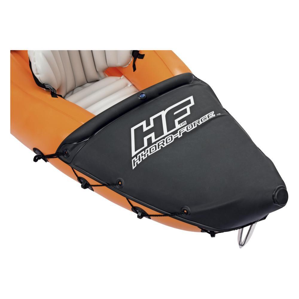 Kayak Inflable Bestway Doble Lite Rapid / 2 Adultos image number 5.0