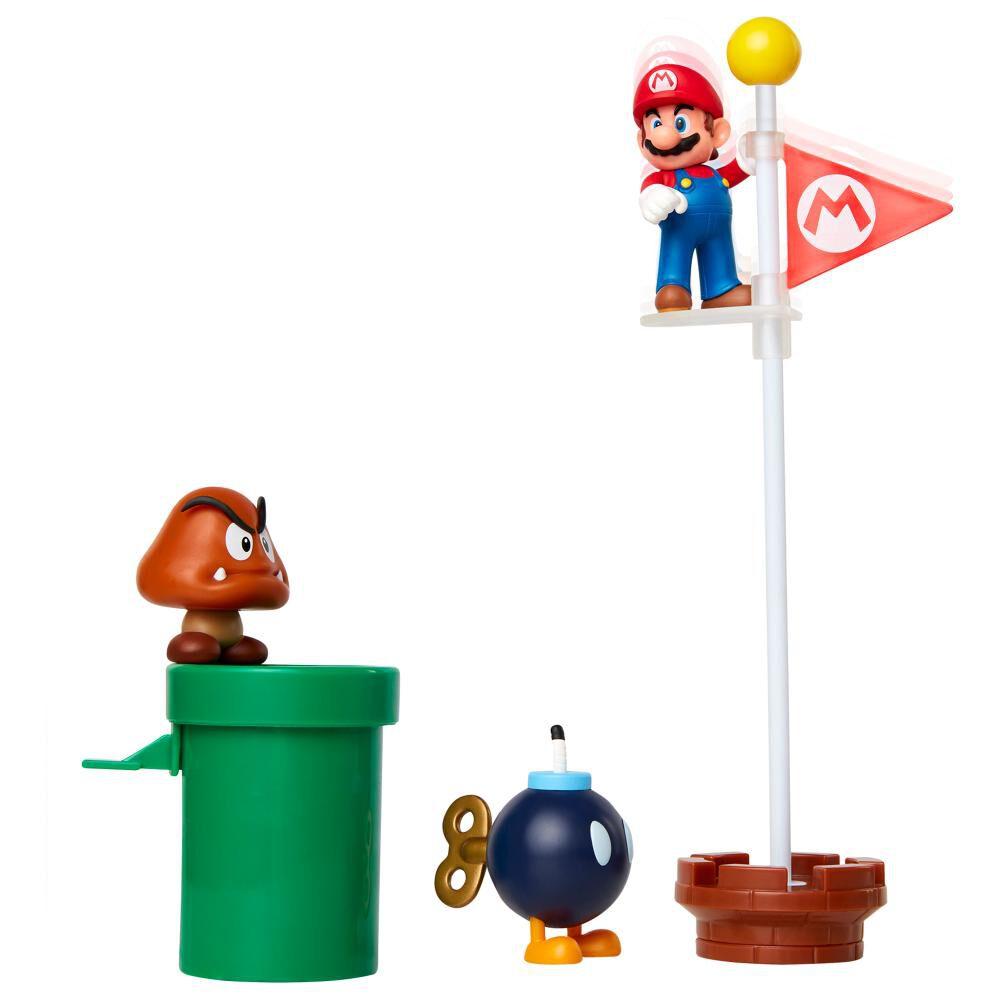 Figuras Coleccionables Nintendo Diorama Super Mario Underground image number 4.0