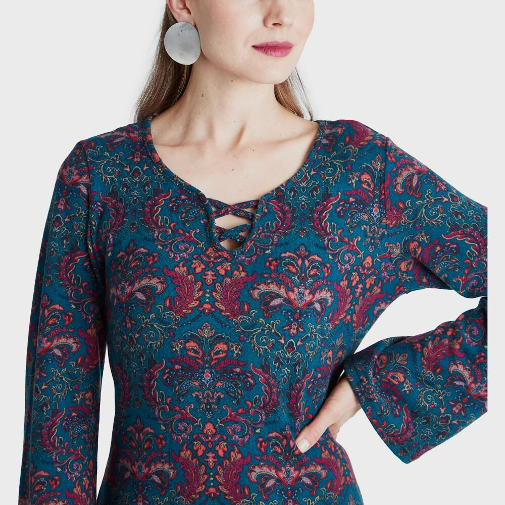Vestido Mujer Curvi image number 2.0
