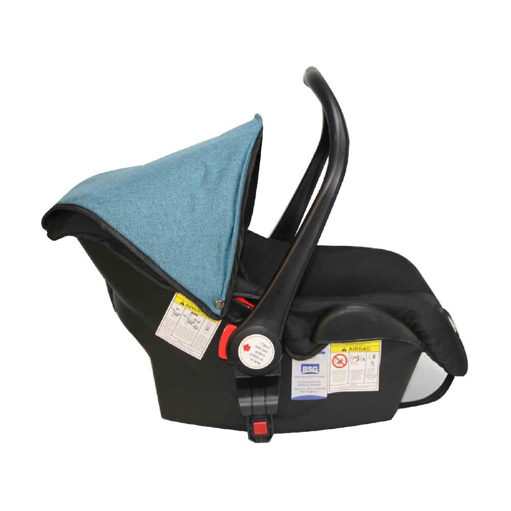 Coche Travel System Bebeglo Rs-13650-6 image number 4.0