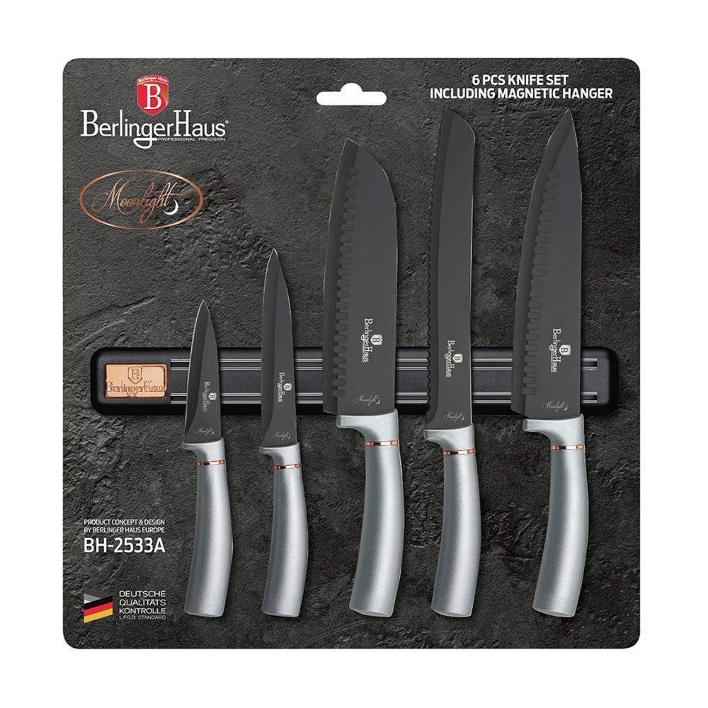 Set De Cuchillos Berlinger Haus Bh-2553 / 6 Piezas image number 3.0