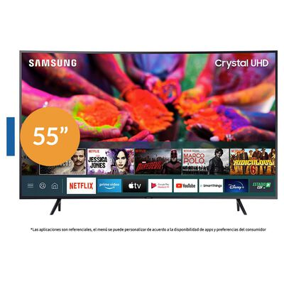 Led Samsung TU8300 / 55'' / Crystal Curvo UHD 4K / Smart Tv