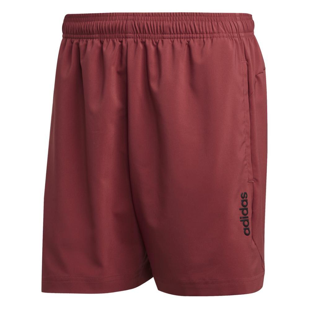 Short Deportivo Hombre Adidas Essentials Plain Chelsea image number 7.0