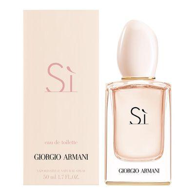Perfume Giorgio Armani Si  Intense / 50Ml /Edp