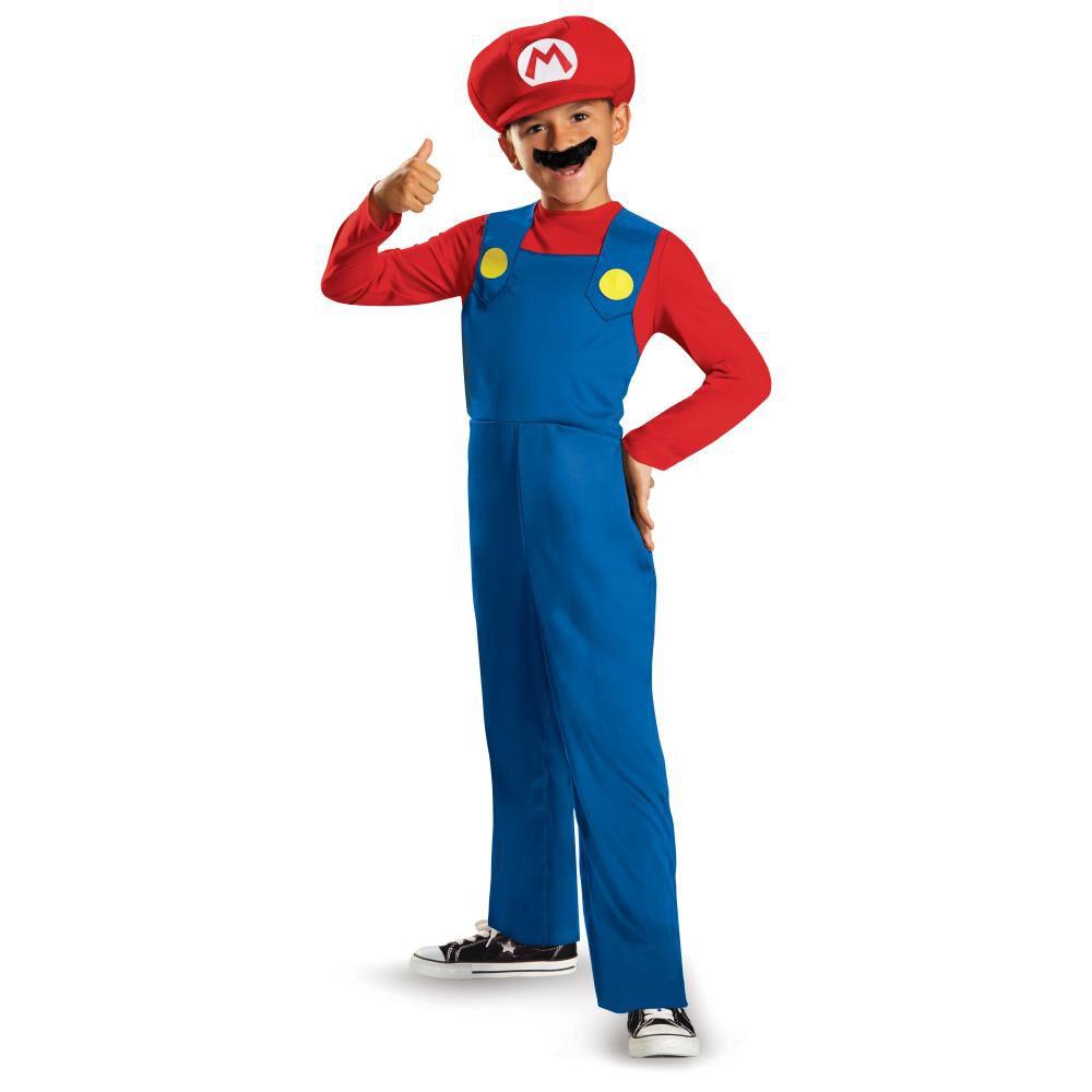 Disfraz Nintendo Mario De Super Mario Bros image number 0.0