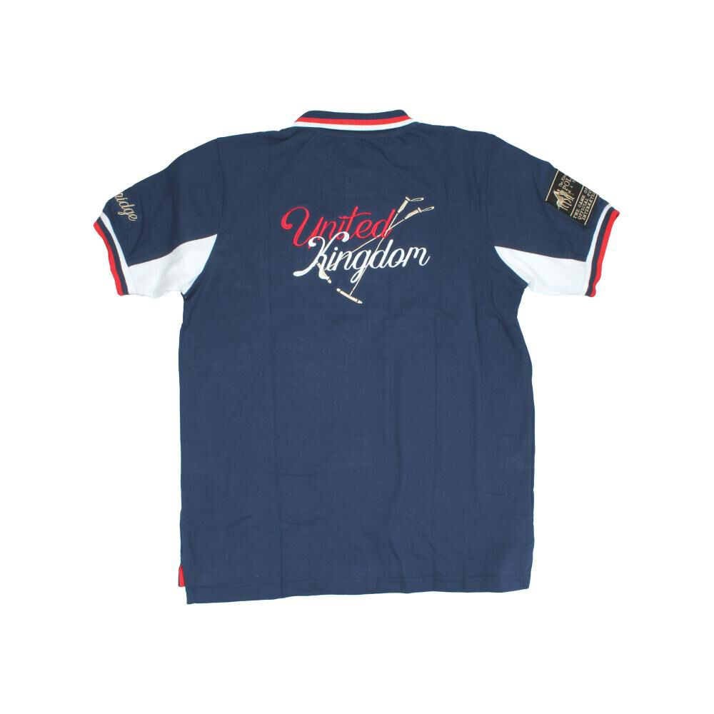 Polera Hombre The King's Polo Club image number 1.0