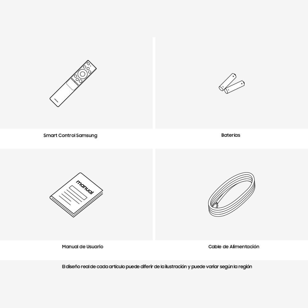 """QLED Samsung The Serif / 43"""" / Ultra HD 4K / Smart Tv image number 6.0"""