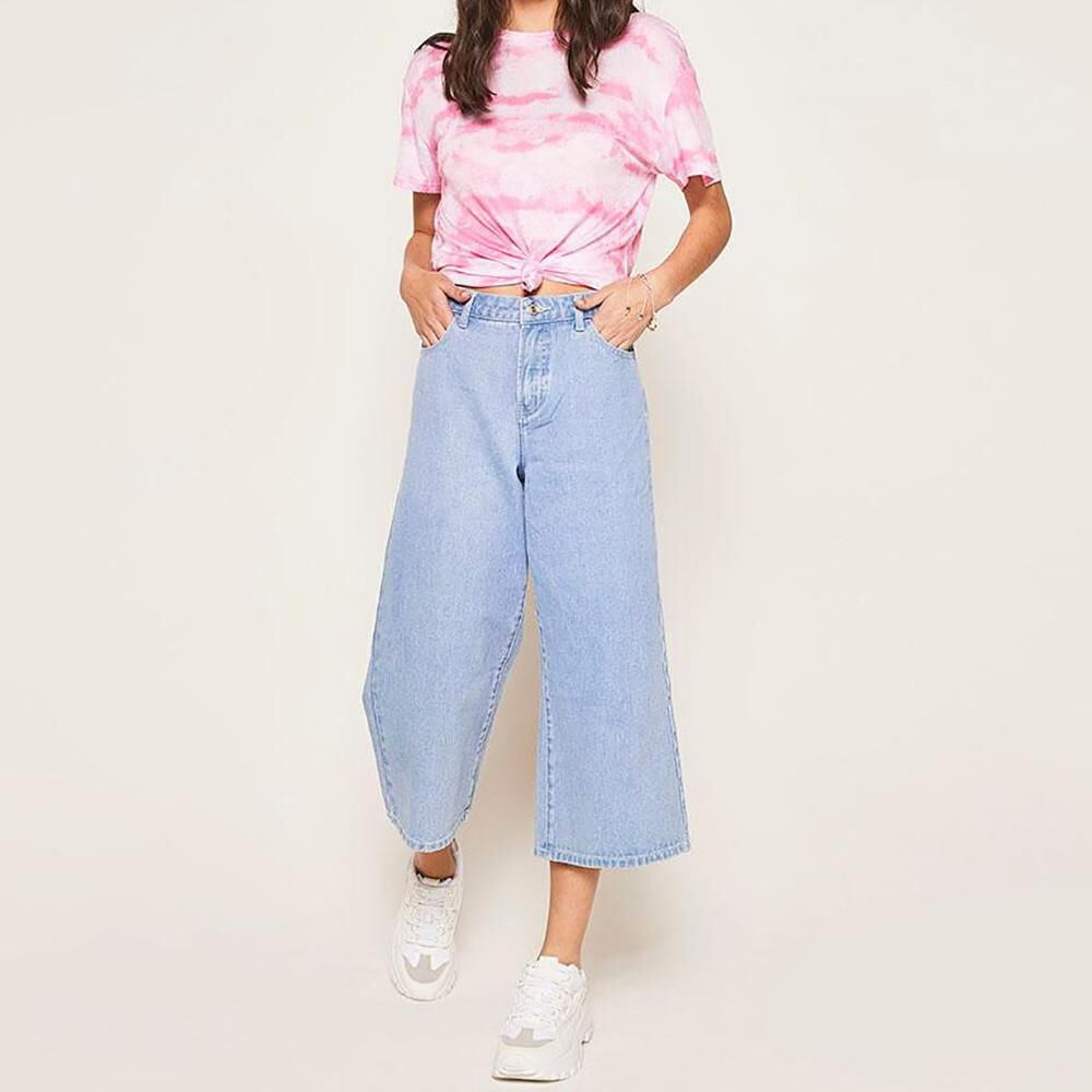 Jeans Mujer Culotte Freedom image number 1.0