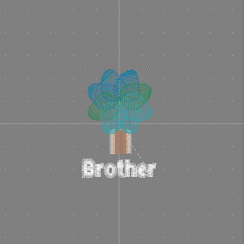Software De Diseño Brother  Pedesign 10 image number 1.0