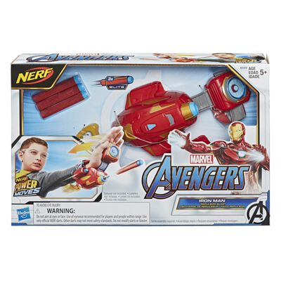Juguete Interactivo Avenger Role Play Iron Man