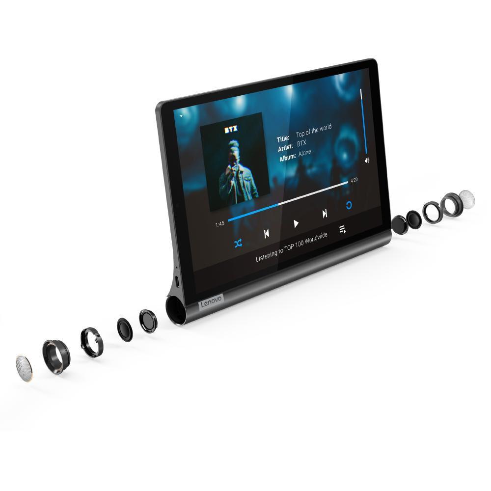 Tablet Lenovo Yoga Smart Tab / Grafito / 64 GB / Wifi / Bluetooth / 10'' image number 12.0