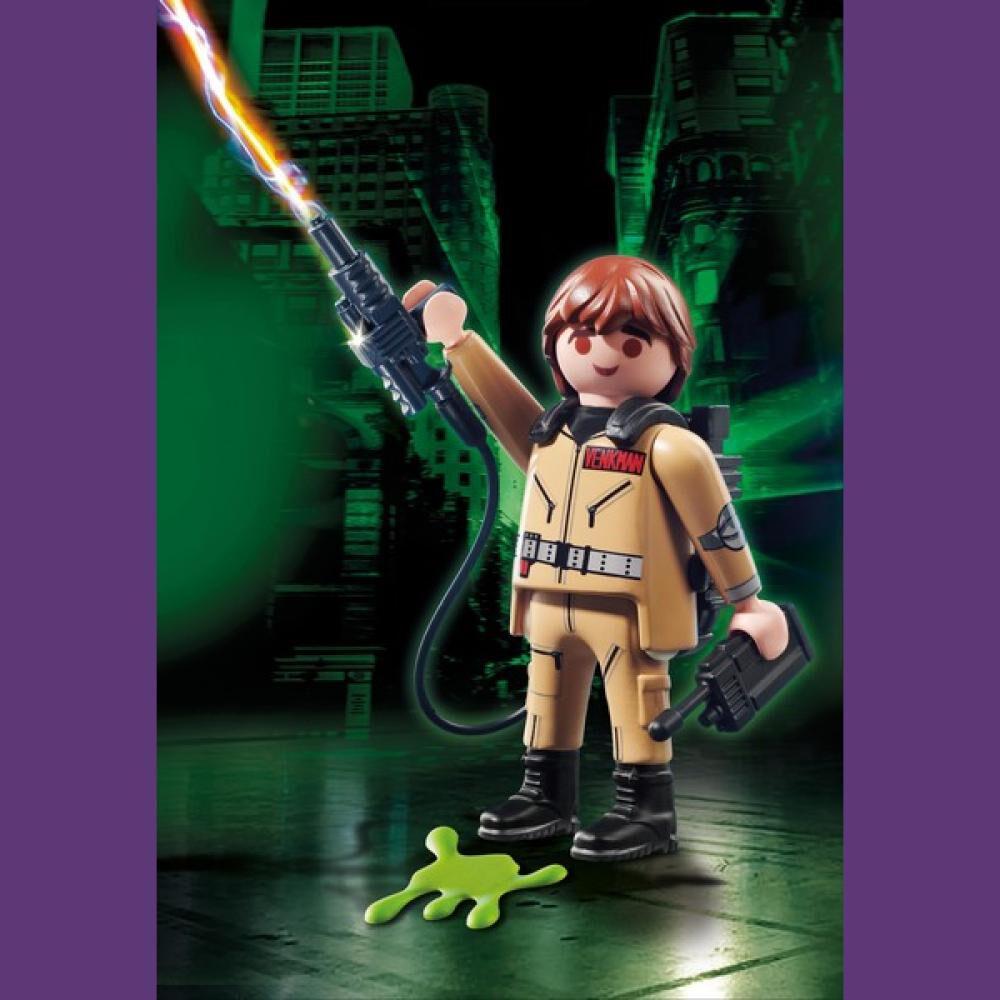 Figura De Película Playmobil Ghostbusters P. Venkman image number 1.0