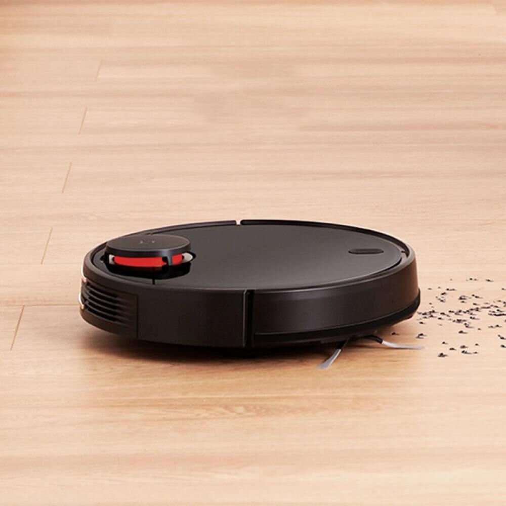 Aspiradora Xiaomi Mi Robot Vacuum-mop P Negra / 200ml De Agua Y 600 Ml De Polvo image number 4.0